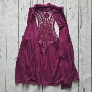 🎉 3 for $10 Sonoma Lace Coverup